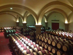 wine barrels, Private Italian Winery Tours
