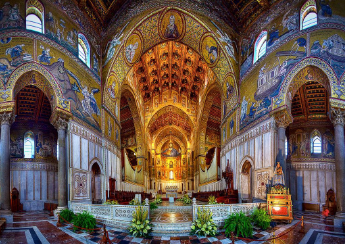 Cathedral of Monreale, Monreale, Sicily